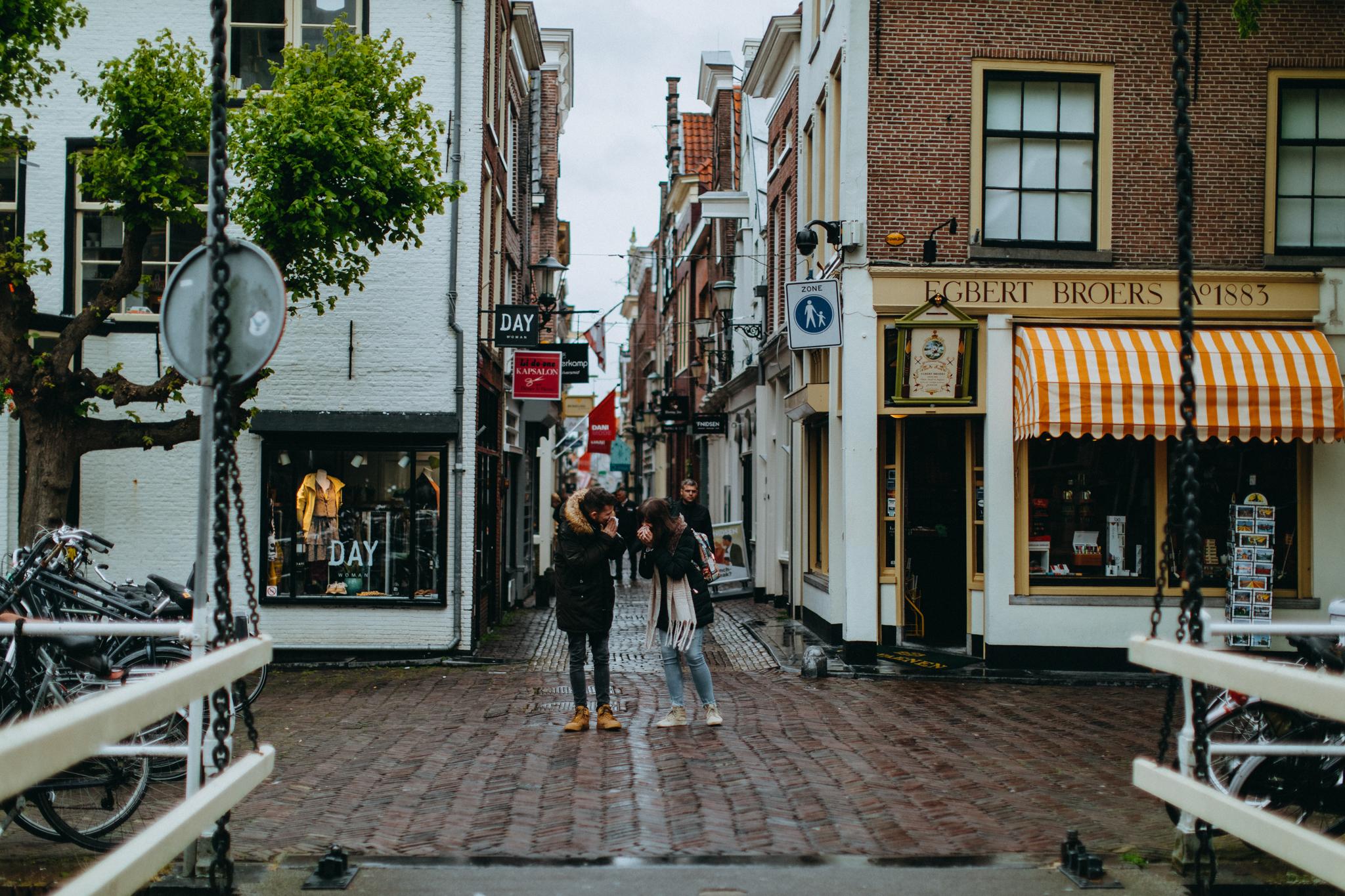 Sesja Narzeczeńska – Co Dzieje Się W Holandii…