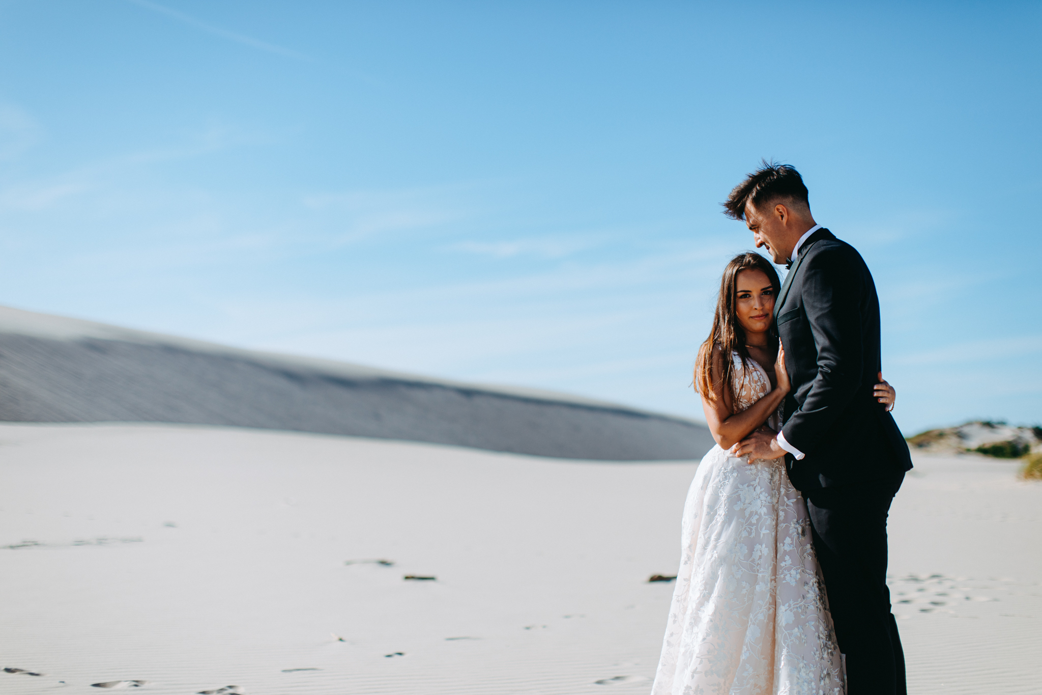Sesja Ślubna – W Morzu Piasku