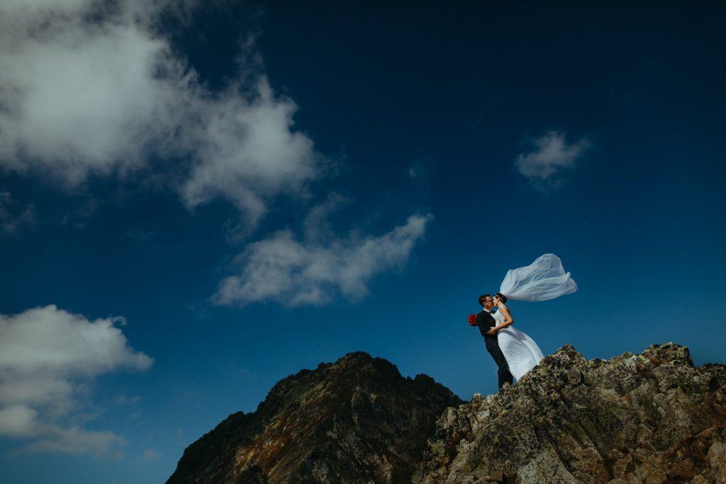Krótki film ślubny – Druga strona Tatr
